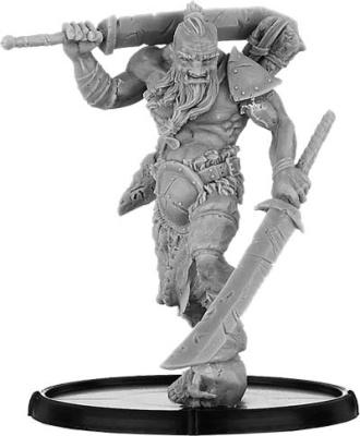 Dungab, Oghurithne Warrior