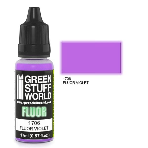 Fluor Paint VIOLET