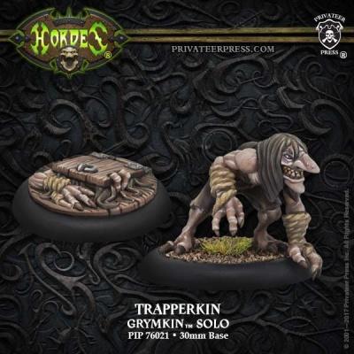 Grymkin Trapperkin