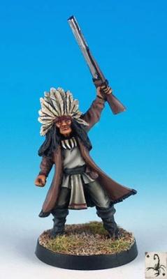 'Ahiga' Apache leader (1)