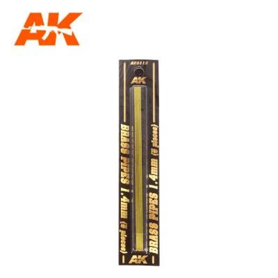 Messingrohre 1,4mm (5)