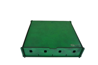 Board Game Storage Boxes: Universal Box (Green)