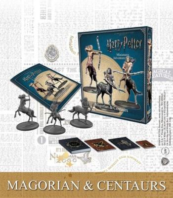 Magorian & Centaurs (3)