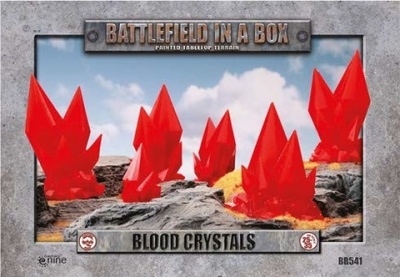 Blood Crystals