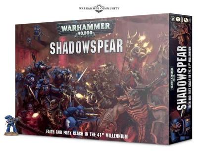 Warhammer 40.000: Schattenspeer