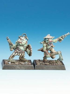 Goblin Matrose & Hasardeur (2)