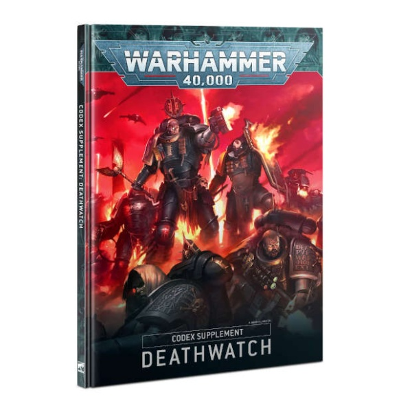 Codex: Deathwatch (2018) ENGLISCH