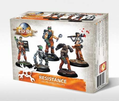 Resistance Starter Box 2017 (RES)