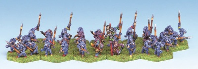 Beastmen with Spears (40)