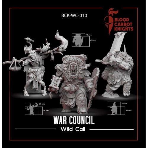War Council (3)
