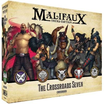 Malifaux (M3E): Crossroads 7