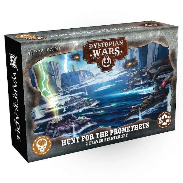 Dystopian Wars: Hunt for the Prometheus - Starterbox