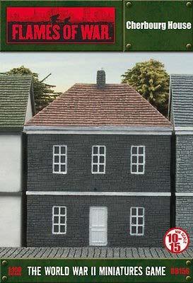 European House: Cherbourg House