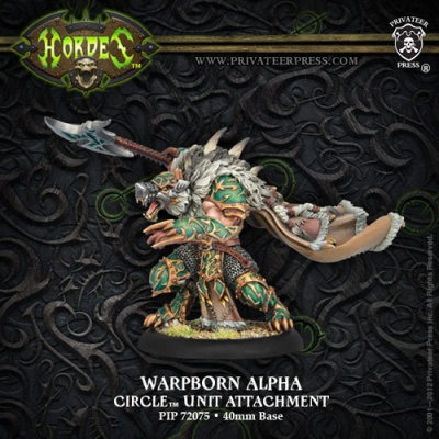 Circle Orboros Warpborn Alpha UA