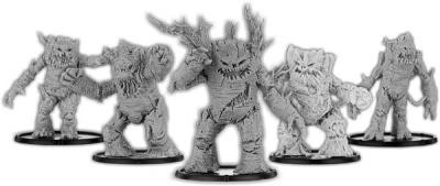 Beasts of Síleann Fen, Fen Beast Unit