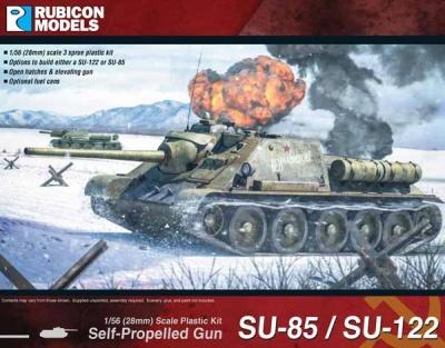 SU-85 / SU-122