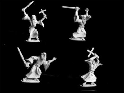 Russian Mad Monks (Includes Rasputin)