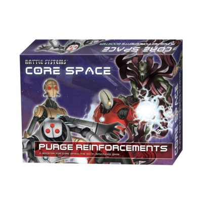 Core Space Purge Reinforcements Booster