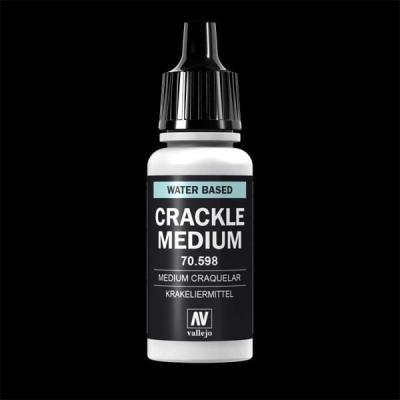Model Color 198 Krakeliermittel (Crackel Medium) (598)