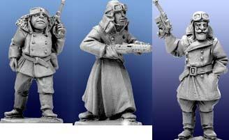 Mercenary Pilots (3)