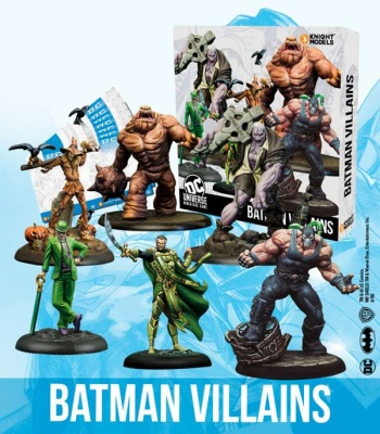 Batman`s Villains