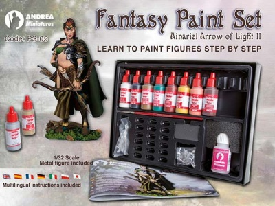 Fantasy Paint Set: Ainariel Arrow of Light II