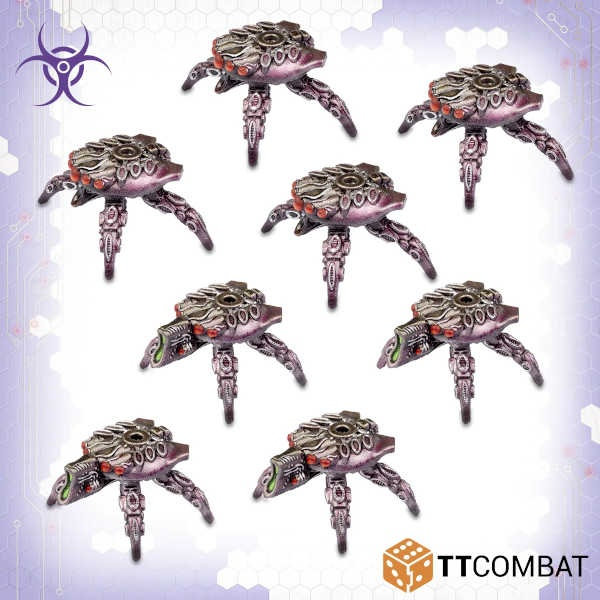 Prowler Spider Drones
