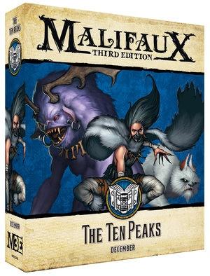 Malifaux (M3E): The Ten Peaks