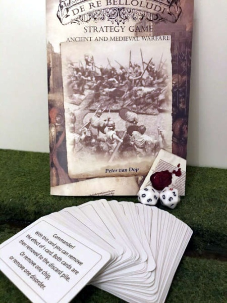 De Re BelloLudi (Ancient and Medieval) Rules Bundle