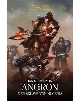 Angron: Der Sklave von Nuceria (Taschenbuch)