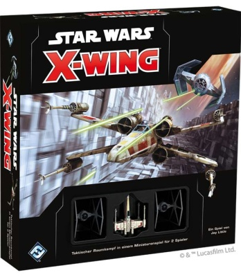 Star Wars: X-Wing 2.Ed. Grundspiel