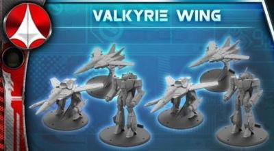 UEDF: Valkyrie Wing