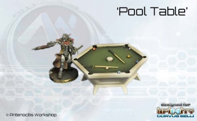 Hex Pool Table (2)
