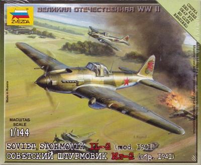 1:144 Wargame AddOn: Soviet Stormovil IL-2 (1941)