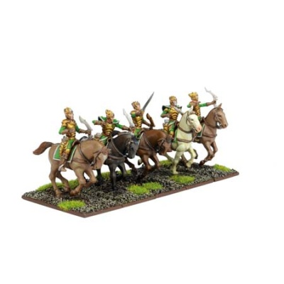 Elf Silverbreeze Cavalry Troop (5)