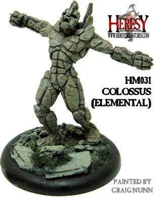 'Colossus' Elemental