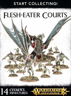 Battleforce Box Set: Flesheater Courts