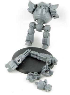 WH40K: Contemptor Dreadnought