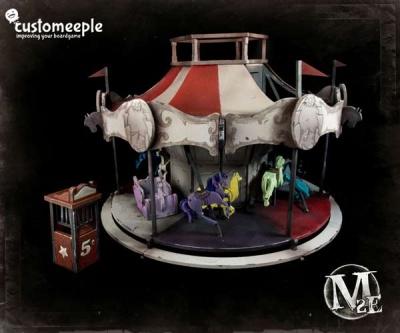 Malifaux Curmudgeon square Carousel