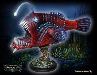 Giant Anglerfish