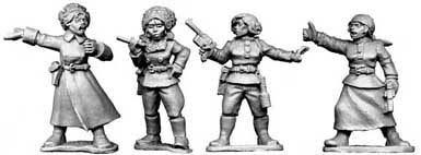 Bolshevik Heroines
