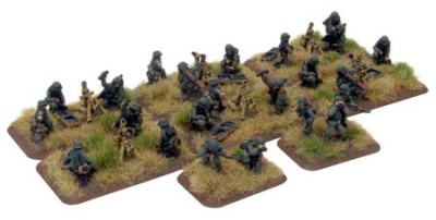 Mortar Platoon (Grenadiers, Late)