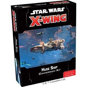 SW: X-Wing 2.Ed. - Konvertierungsset für Riesige Schi