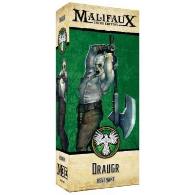 Malifaux (M3E): Draugr