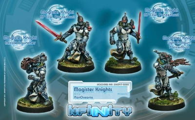 Magister Knights Box (PO)