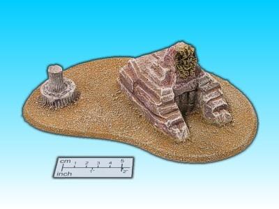 Geländestück Sphinx