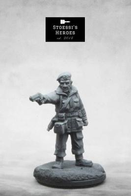 Stoessis Heroes: British Airborne General - Roy