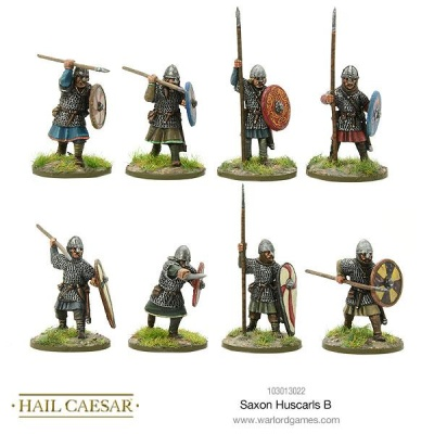 Saxon Huscarls B (8)