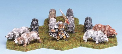 Dagorkon'yaghar with Winter Wolves (11)