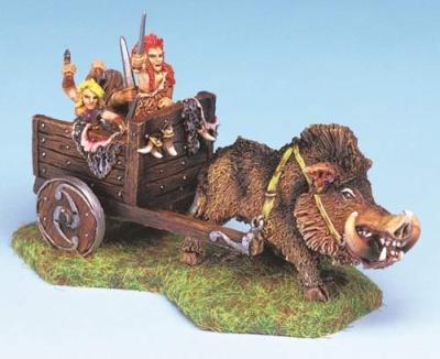 'Tur-Gar'arryd' Chariot